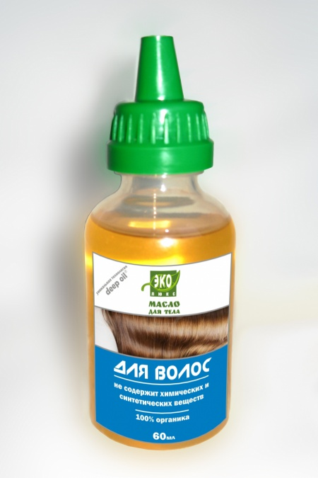 Oil for Hair Ekolux