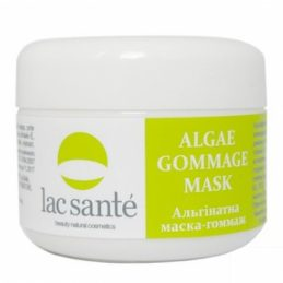 Alginate mask scrub Lac Sante