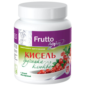 "Kissel Art Life ""Lingonberry-Cranberry"" with vitamins and extracts Knotweed"