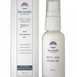 Rejuvenation Cream 30+ Lac Sante