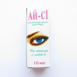 Ai-C drops for eyes Phytoricid