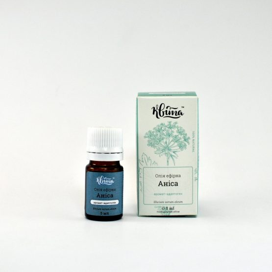 Essential oil of anise