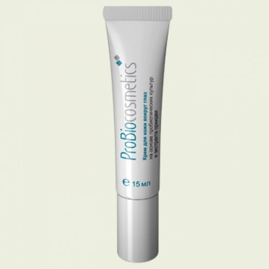 Cream for the skin around the eyes ProBiocosmetics