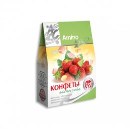 "Candies Art life ""Pantogemka"" with strawberry flavor"