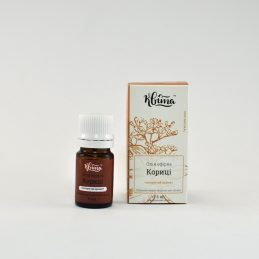 The essential oil of cinnamon