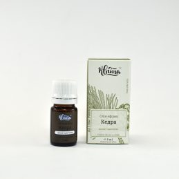 Essential oil of cedar