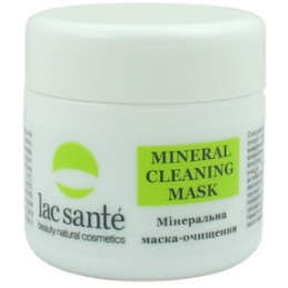 Mineral mask-cleansing Lac Sante