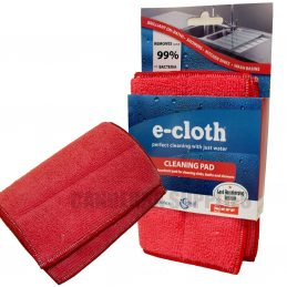 The cleaning pad Cleaning Pad e-cloth