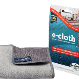 Cleaning Cloth without scratches E-cloth
