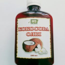 Natural oil of coconut