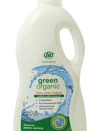 Gel for washing Green Visa