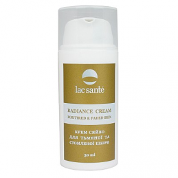 Cream Shine for dull and tired skin Lac Sante