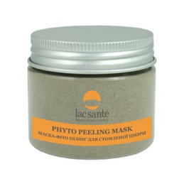 Lacsante Mask phytopilling for tired face skin