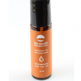 Lacsante anti-aging oil around the eyes