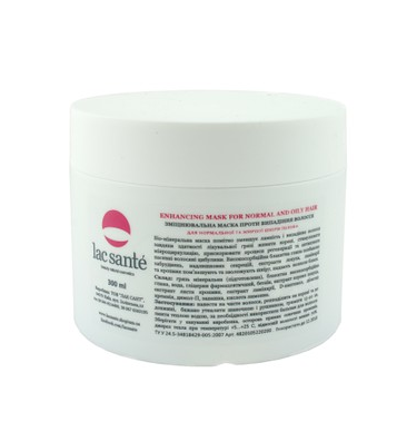 Firming mask for hair loss Lac Sante