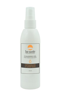 Cleansing oil with salicylic acid Lac Sante